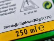 Ernährung und Garten: So können Verbraucher auf Glyphosat verzichten