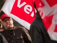 Warnstreiks in Bayern: Einzel- und Großhandel: Auch in Augsburg wird heute gestreikt