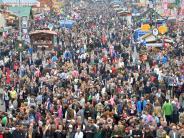 Übersicht: Das sind die größten Volksfeste in Bayern