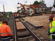 Baustellen: Verspätungen bei der Bahn: Das erwartetReisende 2016