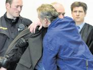 Polizistenmord: Augsburger Polizistenmörder sind am Ende