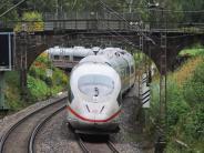 Schienenverkehr: Bahnstrecke zwischen Neu-Ulm und Augsburg wird ausgebaut