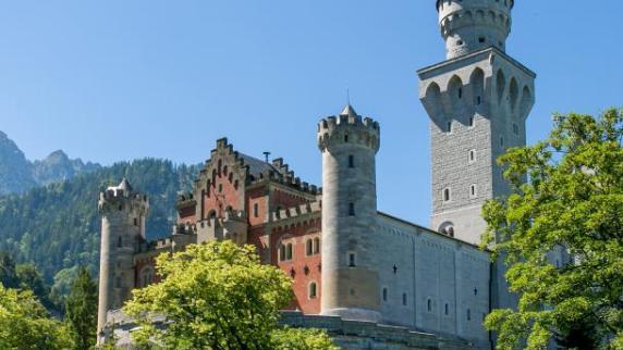 Schwangau: Chinesisches Paar hat sich wohl bei Schloss Neuschwanstein abgesetzt