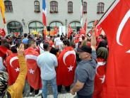Augsburg: Wie sich der Putschversuch in der Türkei auf die Region auswirkt