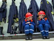 Gesellschaft: Bayern will Grundschüler in die Feuerwehren holen