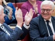 Neuer Bundespräsident: Steinmeiers Deutschlandreise startet in Bayern