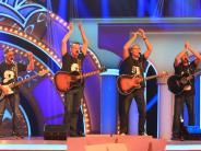 """BR-Sendung: Besonderes """"Singschpecktakel"""": Schwaben ist heute wieder weissblau"""