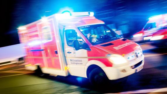 Rettungsdienst: Krankenwagen kommen in Bayern oft zu spät