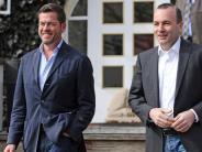 Parteien: Guttenberg schnuppert am Comeback