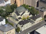 Augsburg: Augsburger Synagoge: Ein Prachtbau feiert 100. Geburtstag