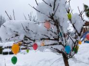 Wetter: Wintereinbruch: In Bayern ist der Schnee zurück