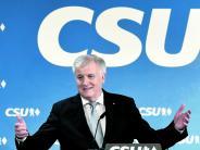 CSU: Seehofer macht weiter - und die Partei stellt sich hinter ihn