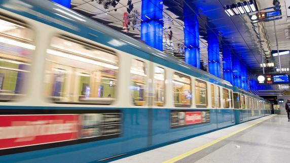 München: Sex in der U-Bahn