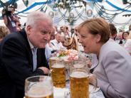 Wahlkampf in Trudering: Die Kanzlerin kann Bayern