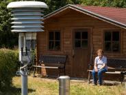 Sommer: Der heißeste Garten Deutschlands