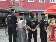 Sicherheit: Donauwörth feiert – trotzdem