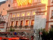 : Rathausbrand schockiert Dillingen