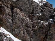 : Eis auf der Zugspitze schmilzt