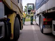 Verkehr: Mehr Lkw-Kontrollen sollen Bayerns Straßen sicherer machen