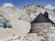 Zugspitze: Hier steht Deutschlands höchstgelegene Kapelle