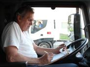 Lastwagen: Frust in der Fahrerkabine: Über den Wahnsinn auf Bayerns Autobahnen