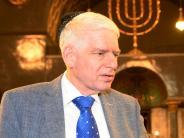 Antisemitismus: Streit um angehenden Priester: Bischof Hanke und Schuster treffen sich