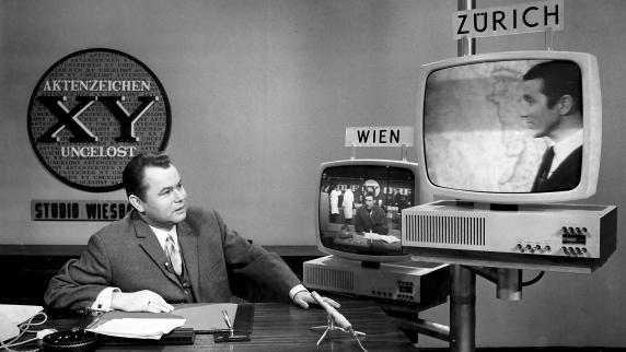 """ZDF-Sendung: """"Aktenzeichen XY... ungelöst"""": Als die Verbrecherjagd ins Fernsehen kam"""