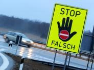 Neusäß/Adelsried: Geisterfahrer verursacht Unfall auf der A 8