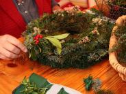 Tipps für Hobbygärtner: So gelingt der Adventskranz aus dem Garten