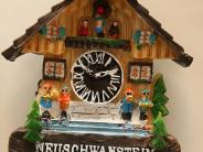 Tourismus: Streit um Neuschwanstein