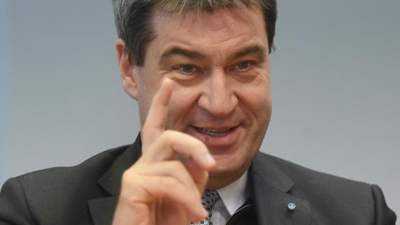 CSU fällt auf 20-Jahrestief - zehn Monate vor Landtagswahl - Umfrage