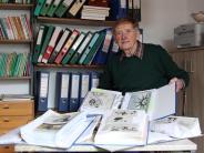 Porträt: Rudolf Cermak besitzt all unsere Zeitungskarikaturen der letzten 28 Jahre