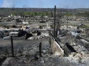 Kanada: Waldbrände: Bewohner von Fort McMurray können bald zurückkehren