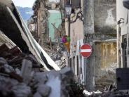 Italien: Erdbeben in Italien - Zahl der Toten steigt immer weiter