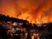Leichte Sprache: In Portugal brennt es