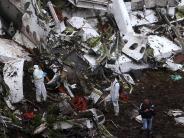 Brasilien: Nach Flugzeugabsturz: Chapecoense bekommt Südamerika-Cup-Titel