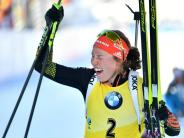 Biathlon: Vier Gründe, warum LauraDahlmeier so gut ist