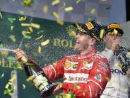 Formel 1: Kehrt nach Vettels Sieg die Spannung zurück?