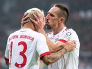 """FC Bayern München: Optimaler Bayern-Start: Heynckes lobt seine """"reife Mannschaft"""""""