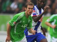 Fußball-Bundesliga: Zu oft verletzt: Wolfsburg und Hleb trennen sich