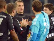Fußball: Adler zum Torwartduell: «Grandios verloren»