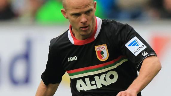 FC Augsburg: Fünf Gelbe Karten: Wer ersetzt jetzt Tobias Werner?