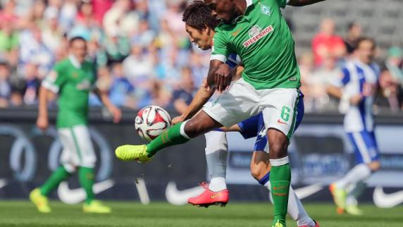 FC Augsburg: Bremen - vorne hui, hinten pfui