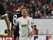 FC Augsburg: Der FCA bangt um Daniel Baier und Paul Verhaegh
