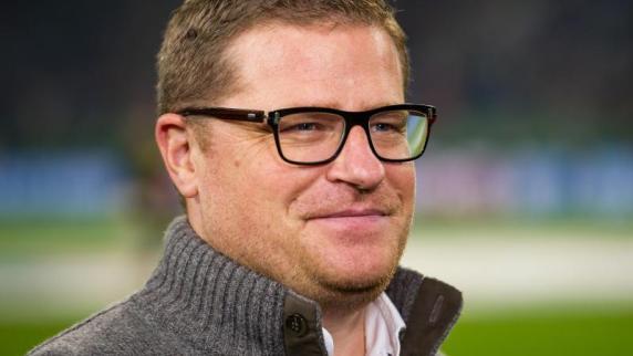 Gladbachs Sportdirektor <b>Max Eberl</b> ist ein Kandidat auf die Nachfolge von ... - Gladbachs-Sportdirektor-Max-Eberl-schliesst-Transfers-im-Winter-nicht-aus