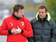 FC Augsburg: Verletzter Daniel Baier: der Plan B