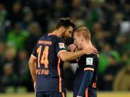 Fußball: Pizarro zieht mit Kirsten gleich - 182 Bundesligatore