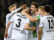 Fußball: Jungstars bescheren Gladbach die Wende - 5:1 gegen Bremen