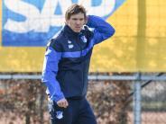 Neuer Trainer: So präsentierte sich Hoffenheims Julian Nagelsmann der Öffentlichkeit