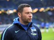 Fußball: Dardai will Hertha-Startelf verändern